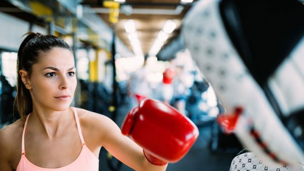 Kurser Program Box Fitness