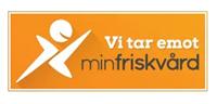 Logo Min Friskvård